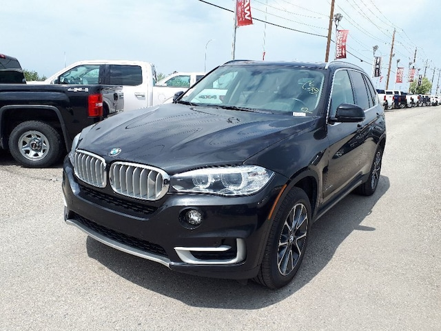 Shaw Gmc Calgary >> 2018 Bmw X5 Xdrive35i Leather Sunroof Sport Mode Suv