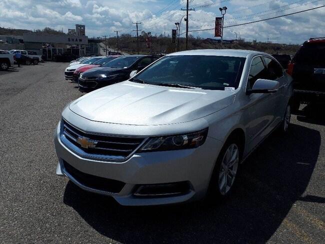 2019 Chevrolet Impala LT w/1LT | Cloth | Remote Start | 2.5L Sedan