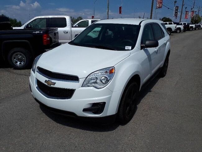 2015 Chevrolet Equinox LS | Cloth | 17 Wheels | 2.4L | Bluetooth SUV
