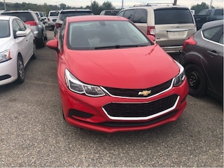 2017 Chevrolet Cruze LS Auto | Cloth | A/C Sedan