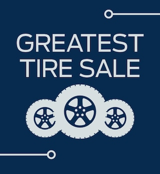 Greatest Tire Sale