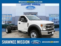 New 2020 Ford F-550SD XL Truck for Sale in Shawnee, KS
