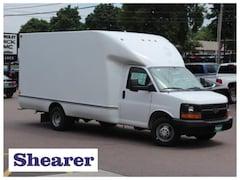 2016 Chevrolet Express Cutaway Work Van Truck