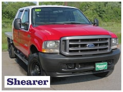2004 Ford F-250 Truck Crew Cab