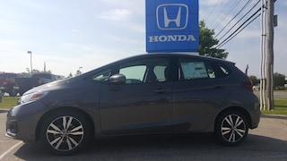 New 2018 Honda Fit EX Hatchback 3HGGK5H88JM701580 for sale in Rutland, VT at Shearer Honda