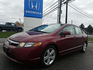 2008 Honda Civic EX-L Sedan