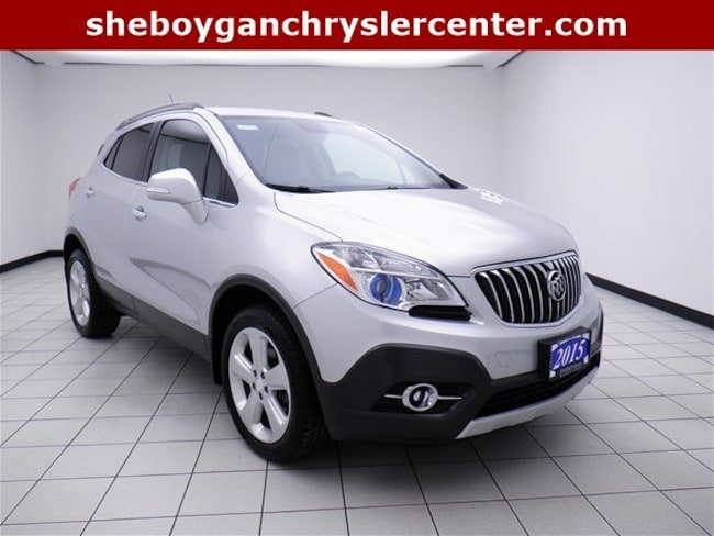 Used 2015 Buick Encore Convenience SUV For Sale in Sheboygan, WI