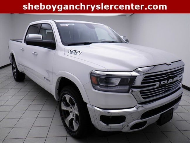 New 2019 Ram 1500 LARAMIE CREW CAB 4X4 6'4 BOX Crew Cab For Sale in Sheboygan, WI
