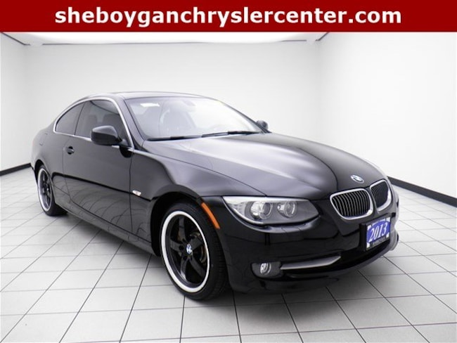 Used 2013 BMW 335i Coupe For Sale in Sheboygan, WI