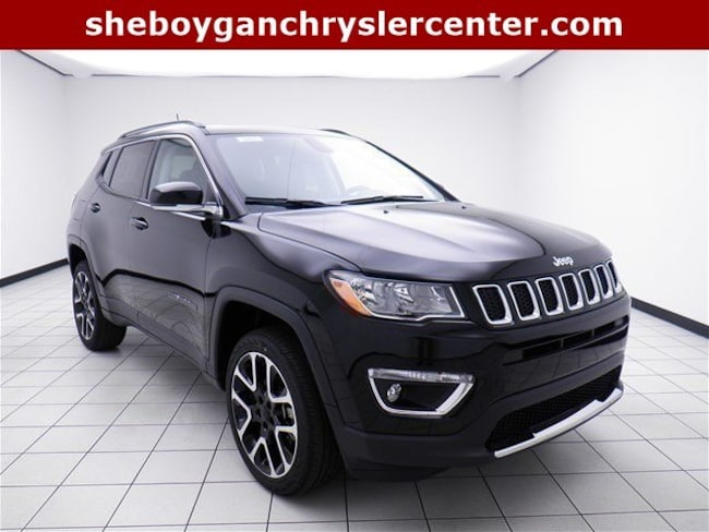 New 2018 Jeep Compass LIMITED 4X4 Sport Utility For Sale/Lease Sheboygan, WI