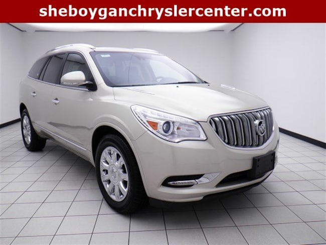 Used 2015 Buick Enclave Premium SUV For Sale in Sheboygan, WI