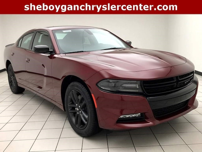 New 2019 Dodge Charger SXT AWD Sedan For Sale/Lease Sheboygan, WI
