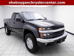 2007 Chevrolet Colorado Truck Extended Cab