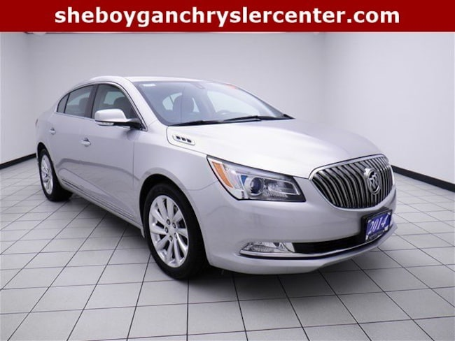 Used 2014 Buick LaCrosse Leather Group Sedan For Sale in Sheboygan, WI