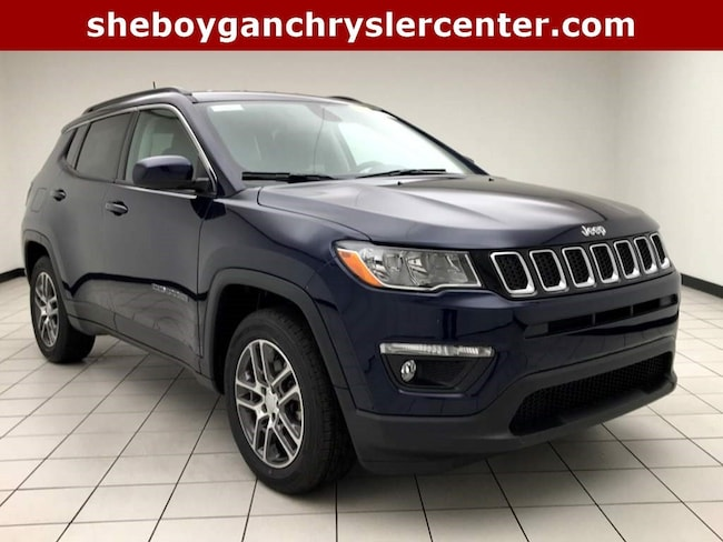New 2019 Jeep Compass LATITUDE FWD Sport Utility For Sale/Lease Sheboygan, WI
