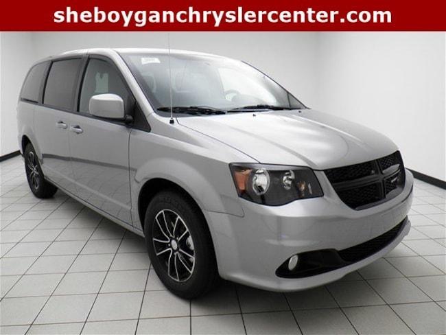 New 2018 Dodge Grand Caravan SE PLUS Passenger Van For Sale in Sheboygan, WI