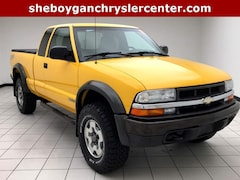 2003 Chevrolet S-10 Truck Extended Cab