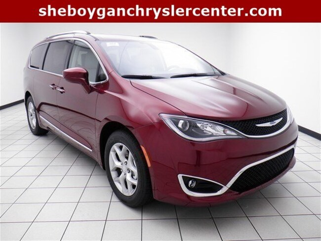 New 2019 Chrysler Pacifica Touring L Plus For Sale Sheboygan Wi