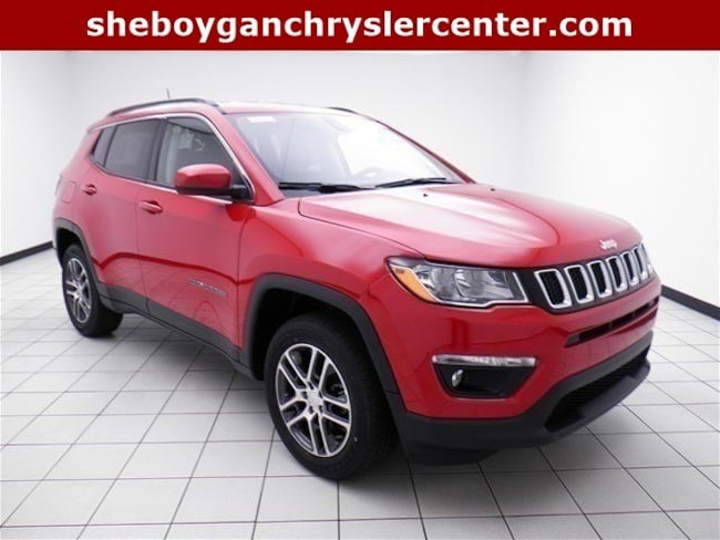 New 2018 Jeep Compass LATITUDE 4X4 Sport Utility For Sale in Sheboygan, WI