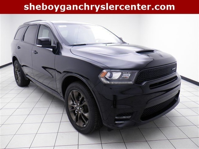 New 2019 Dodge Durango GT PLUS AWD Sport Utility For Sale/Lease Sheboygan, WI