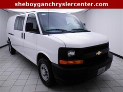 2017 Chevrolet Express 3500 Work Van Van Extended Cargo Van