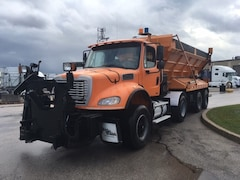 2007 FREIGHTLINER M2-112 TRIAXLE SNOW PLOW