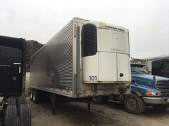 2010 Utility 3000R 31' Reefer Pup Trailer