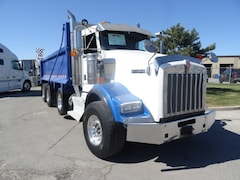 2012 KENWORTH T-800  Triaxle Dump