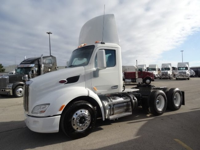 Used 2014 Peterbilt 579 For Sale At Sheehan S Truck Centre Inc Vin