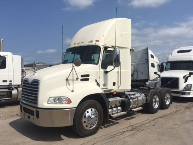Used 2015 MACK CXU613 For Sale at SHEEHAN'S TRUCK CENTRE INC