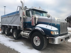 2009 INTERNATIONAL 5600i Paystar Triaxle Dump