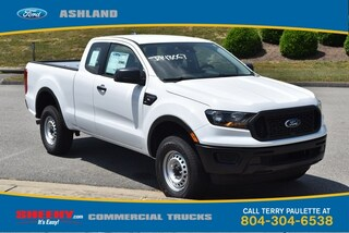 New 2019 Ford Ranger XL Truck SuperCab for sale near you in Ashland, VA