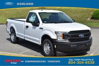 New 2019 Ford F-150 XL Truck Regular Cab for sale near you in Ashland, VA
