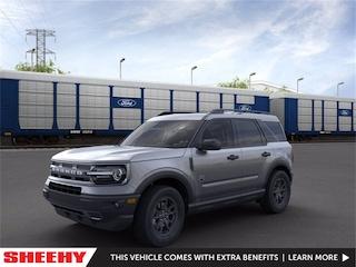 New 2021 Ford Bronco Sport Big Bend SUV in Ashland, VA