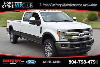 New 2019 Ford F-350 King Ranch Truck Crew Cab for sale near you in Ashland, VA