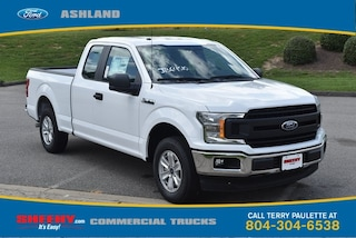 New 2019 Ford F-150 XL Truck SuperCab Styleside for sale near you in Ashland, VA