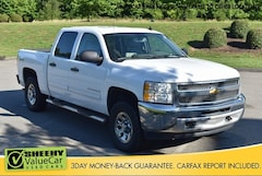 2013 Chevrolet Silverado 1500 LT Truck Crew Cab for sale near you in Ashland, VA