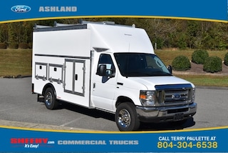 New Ford vehicles 2019 Ford E-350 Cutaway Base Truck JC10398 for sale near you in Ashland, VA
