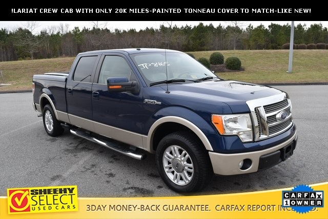 Used 2009 Ford F-150 SuperCrew For Sale at Sheehy Ford of Ashland | VIN:  1FTPW12V19FA79913