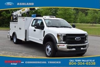 New 2019 Ford F-550 Chassis Truck Super Cab for sale near you in Ashland, VA