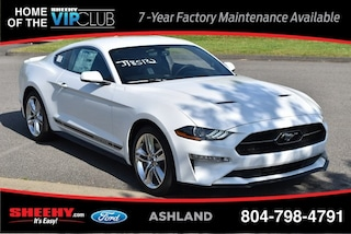 New 2019 Ford Mustang Ecoboost Premium Coupe for sale near you in Ashland, VA