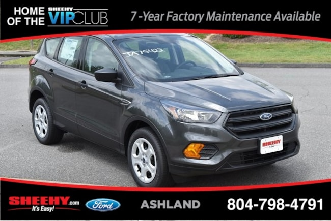 New Ford and Lincoln vehicles 2019 Ford Escape S SUV for sale near you in Ashland, VA