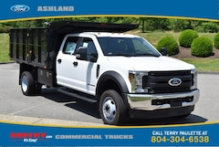 New 2019 Ford F-550 Chassis Truck Crew Cab JE14025 Marlow Heights MD