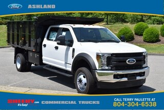 New 2019 Ford F-550 Chassis Truck Crew Cab for sale near you in Ashland, VA