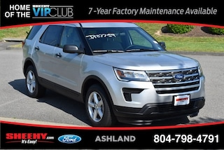 New 2019 Ford Explorer Base SUV for sale near you in Ashland, VA