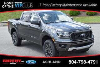 New 2019 Ford Ranger XLT Truck SuperCrew for sale near you in Ashland, VA