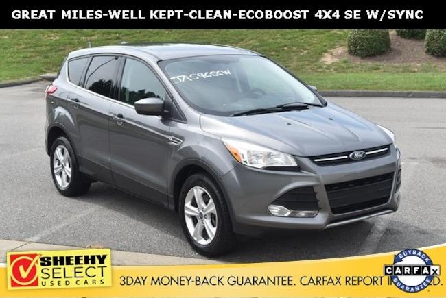 Used 2014 Ford Escape SE SUV in Ashland, VA