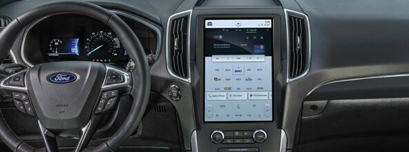 New 12.1-Inch Touchscreen