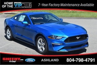 New 2019 Ford Mustang Ecoboost Coupe for sale near you in Ashland, VA