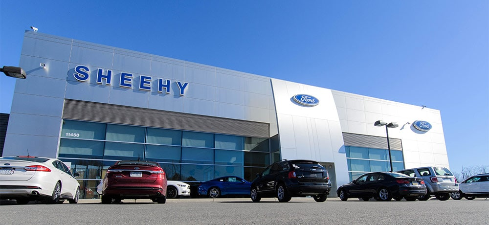 Sheehy Ford Ashland Va >> About Sheehy Ford of Ashland | New and Used Car Dealer Serving Richmond, Mechanicsville, Glen ...